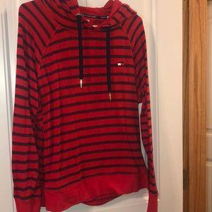 Tommy Hilfiger striped hoodie